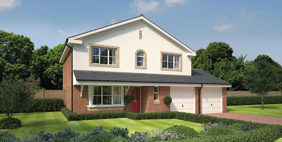 4 Bedrooms Detached House for sale in The Mayfair, Redwood Point, Progress Way, Marton Moss